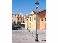 Lampione stradale a lanternaKUMA | Lampione stradale a lanterna - NERI