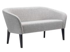 - Fabric small sofa Kyk 543 - Metalmobil