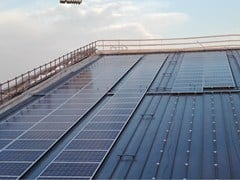 Photovoltaic roofs