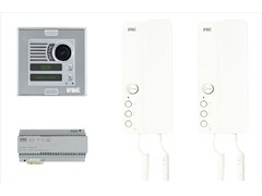 Sistema di citofonia e videocitofoniaKit audio 2Voice bifamiliare - URMET