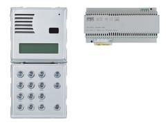 Sistema di citofonia e videocitofoniaKit base impianto 2Voice - URMET