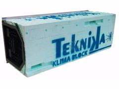 Cassonetti termoisolanti a scomparsa / monoblocchiKlima® - TEKNIKA