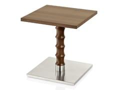 - Square coffee table LAGOA | Square coffee table - J. MOREIRA DA SILVA & FILHOS, SA