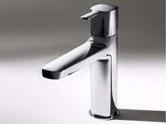 - Countertop 1 hole washbasin mixer LAMÈ | 1 hole washbasin mixer - Fantini Rubinetti