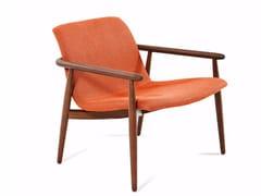 - Armchair with armrests LAPIS | Armchair - Varaschin