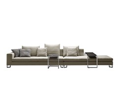 - Sectional fabric sofa LARGE | Sectional sofa - MOLTENI & C.