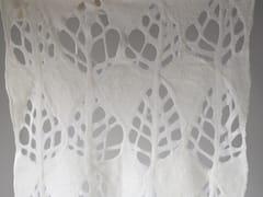 Plaid lavorato a mano in feltro di lanaLEAF CUT - RONEL JORDAAN™