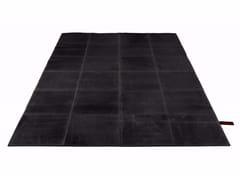 - Handmade leather rug LEATHER RUG - Massimo Copenhagen