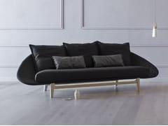 - 3 seater fabric sofa LEM | 3 seater sofa - Miniforms