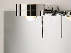 - Lampada da specchio orientabile a clip LENS FIX - Top Light