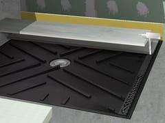 Piatto doccia filo pavimentoLEVEL | Piatto doccia - REVESTECH