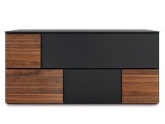 - Lacquered wooden sideboard LOFT | Sideboard - Oliver B.