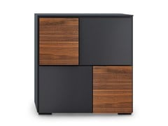 - Lacquered wooden highboard LOFT | Highboard - Oliver B.