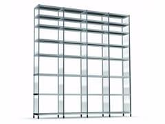 - Open modular bookcase LIB009 - SEC_lib009 - Alias