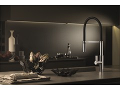 - Countertop 1 hole kitchen mixer tap LIBERA KITCHEN | Kitchen mixer tap - NEWFORM
