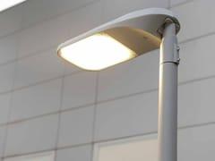 Lampione stradale a LEDLIGHT ANTARES - NERI