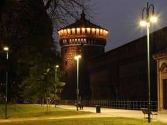 Lampione stradale a LEDLIGHT NOVA - NERI