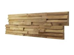 Rivestimento tridimensionale in legno per interniLIMBA NATURA - CLADDYWOOD
