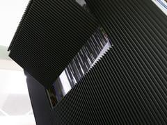Superficie tridimensionale per facciate per interni/esterniLINARTE - RENSON®