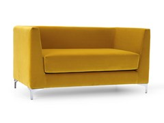 - 2 seater leisure sofa LINCOLN | Sofa - Domingo Salotti