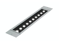 - LED extruded aluminium Floor Light LINE F.1002 - Francesconi & C.
