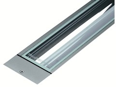 - Fluorescent extruded aluminium Floor Light LINE F.1005 - Francesconi & C.