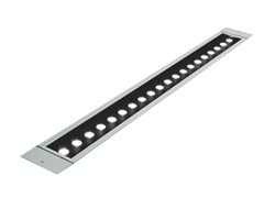 - LED extruded aluminium Floor Light LINE F.1017 - Francesconi & C.