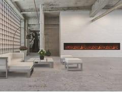 Caminetto aperto elettrico incassatoLINEA 2000 - BRITISH FIRES