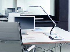- LED adjustable table lamp LINEAR TABLE - LUCTRA®
