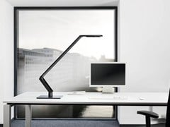 - LED adjustable table lamp LINEAR TABLE PRO - LUCTRA®