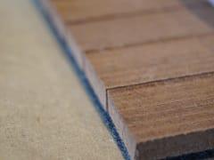 Tessuto a righe in materiale riciclatoLINES - BUXKIN