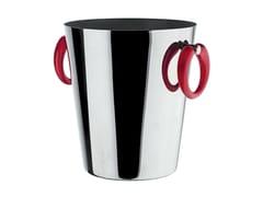 - Stainless steel ice bucket LITTLE POP - MOON BAR | Stainless steel ice bucket - ALESSI