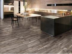 Pavimento in gres porcellanato effetto legnoLIVING - CERAMICA RONDINE