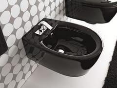 - Ceramic bidet LOFT | Wall-hung bidet - Hidra Ceramica