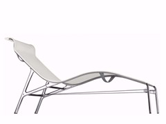 - Mesh lounge chair LONGFRAME - 419 - Alias