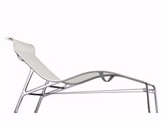 - Chaise longue in rete LONGFRAME - 419 - Alias