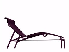 - Chaise longue in rete LONGFRAME COLORS - 419_C - Alias