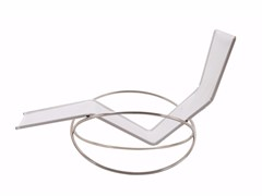 Chaise longue / lettino da giardinoLOOP - CORO