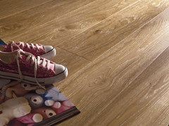 Pavimento/rivestimento in legnoLOTUS | Parquet in rovere - ALMA BY GIORIO