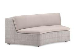 - Corner modular garden sofa LOU   Corner sofa - Dedon