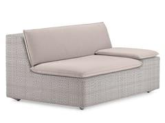 - Modular garden sofa LOU | Modular sofa - Dedon