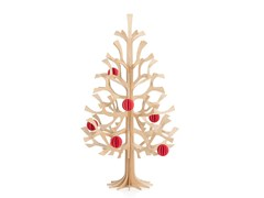 - Plywood decorative object LOVI SPRUCE TREE 30CM - Lovi
