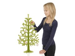 - Plywood decorative object LOVI SPRUCE TREE 60CM - Lovi
