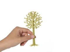 - Plywood decorative object LOVI TREE 13,5CM - Lovi