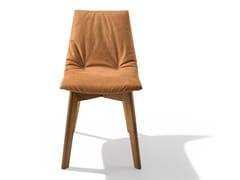 - Leather chair LUI | Leather chair - TEAM 7 Natürlich Wohnen
