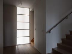 Porta sottile con illuminazione integrataLUMIDOOR MONOVOLUME - AVC GEMINO