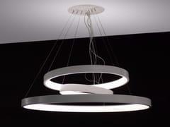 - LED pendant lamp LUNAOP | Pendant lamp - Martinelli Luce