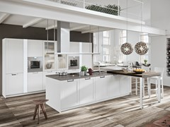 Cucina componibile con isola LOFT | Cucina con isola - Snaidero