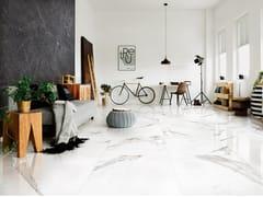 Pavimento in gres porcellanato effetto marmoLUXURY - CERAMICA RONDINE