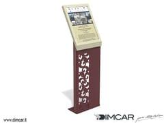 Leggio per spazi pubbliciLeggio Giglio - DIMCAR
